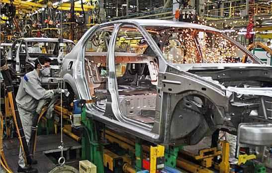 نتیجه تصویری برای طراحی و تولید مشترک خودرو با شرکت های معتبر خارجی/توقف تولید پراید