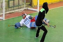 اردوی تیم ملی هاکی بانوان در رشت آغاز شد