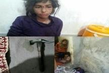 هیاتی به نمایندگی از استاندار خوزستان از کودکان شکنجه شده ماهشهری عیادت کردند