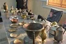 کشف اشیاء عتیقه 3 هزار ساله در شهرستان دیواندره