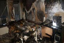 انفجار منزل مسکونی در مشهد سه مصدوم داشت