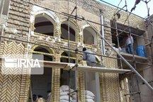 ۵۰ بنای تاریخی کردستان در حال مرمت است