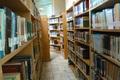 سرانه فضای فیزیکی کتابخانه در خمین از میانگین کشوری کمتر است