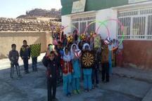 توزیع 700میلیون ریال تجهیزات ورزشی بین مدارس عشایری لرستان