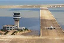 فرودگاه جزیره هندورابی به بهره برداری رسید