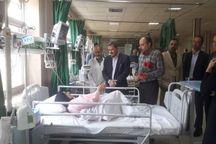 بیمارستان امام خمینی کرج خدمات درمانی را از سرگرفت