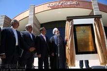 کرمانشاه به شبکه ریلی متصل و اولین قطارش عازم مشهد شد