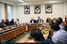 نخستین جلسه کمیته پشتیبانی و تشریفات ستاد بزرگداشت امام خمینی(س)