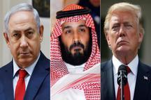 سیاست آمریکا در قبال ایران، در ریاض و تلآویو شکل میگیرد