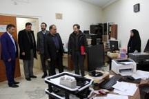 معاون سازمان میراث فرهنگی کشور از اداره کل قزوین بازدید کرد