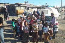 اهدای 10 هزار جلد کتاب به کودکان و نوجوانان مناطق زلزله زده