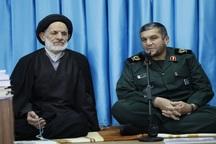سپاه در کنار دولت به دنبال رفع عقب ماندگی ها است