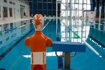 بانوی شناگر هرمزگانی در اردوی تیم ملی حضور یافت