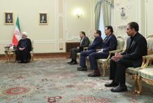 روحانی: دخالت سایر کشورها در امور داخلی کشورهای همسایه، قابل قبول نیست