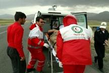 امدادرسانی هلال احمر البرز به ۱۲۰ حادثه دیده