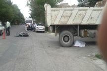 حادثه رانندگی در گناباد یک کشته داشت