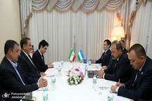 جهانگیری: اقتصاد ایران و ازبکستان می توانند مکمل یکدیگر باشند/ ایران آماده امضاء سند جامع همکاری های حمل و نقل با ازبکستان است