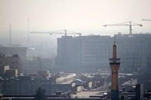 کیفیت هوای شهر مشهد در وضعیت هشدار است
