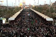 ٥٠ زائر ایرانی در پیادهروی اربعین فوت کردند