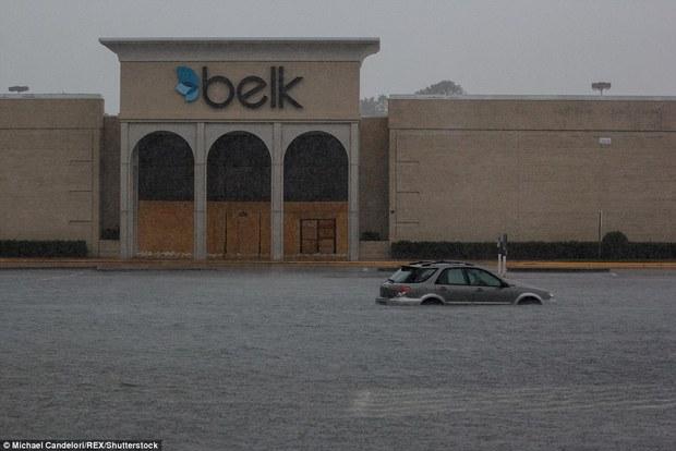 طوفان در آمریکا