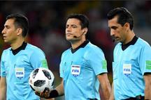 قضاوت داوران ایرانی بازی فرانسه-آرژانتین مایه سربلندی بود