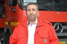 علت حادثه آتشسوزی بازار تبریز و میزان خسارات در دست بررسی است