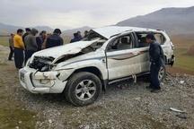 یک کشته در آزادراه قزوین-رشت
