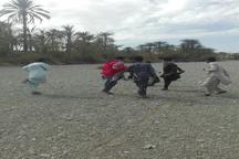 برگزاری رقابت های بازی های بومی و محلی در ایرندگان خاش