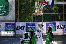 دختران بسکتبالیست هرمزگان به مقام سوم کشوری دست یافتند