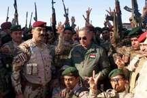 داعش در حال اخراج از عراق و سوریه است