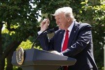 جانبداری ترامپ از ریاض: دوحه حامی تروریسم است