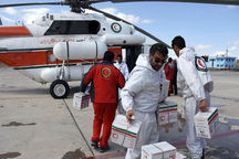 بیش از پنج هزار آسیب دیده سیلاب سیستان و بلوچستان امدادرسانی شدند