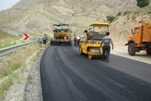 مسیر ترشابه - مهران قبل از اربعین 97 بهسازی می شود