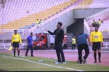 حاشیه نگاری ایرنا از دیدار بین دو تیم استقلال خوزستان و گسترش فولاد