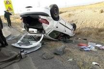 تصادفات فوتی در جاده های خراسان جنوبی کاهش یافت