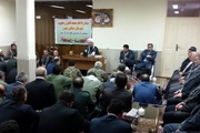 امام جمعه مشگین شهر بر نهادینه شدن فرهنگ بسیجی در جامعه تاکید کرد