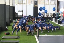 برگزاری تمرین تیم ملی با حضور سرمربی و شش بازیکن!