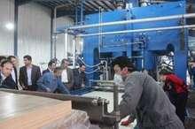 کارخانه نئوپان خلخال تعطیل نیست ،به فکر افزایش ظرفیت کارخانه هستیم