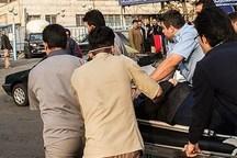 2 نفر از مصدومان تصادف زنجیره ای در گتوند جان باختند