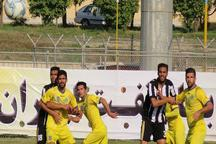 فوتبال دسته دوم کشور   قشقایی شیراز و گل ابریشم تهران امتیازها را تقسیم کردند