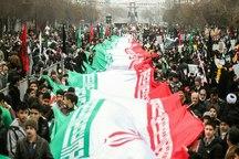 بوشهری ها با بانگ الله اکبر وارد دهه پنجم انقلاب شدند