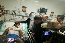 آخرین وضعیت مجروحان حادثه تروریستی سیستان و بلوچستان