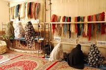 200 کارگاه قالیبافی در آذربایجان غربی فعالیت می کنند