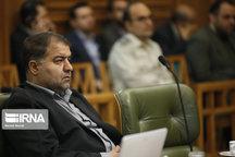 مناسبسازی در برخی پروژههای شهرداری تهران مورد توجه قرار نگرفته است