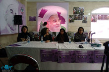 راه پیگیری مطالبات بانوان، از مسیر مشارکت زنان و دختران در انتخابات می گذرد