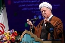 نظر آیتالله هاشمی درباره آزادی بیان /سانسور، خلاف نظام اسلامی است