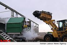 تولید روزانه 65 تن کود کمپوست از زبالههای خانگی