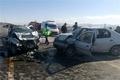 تصادف خونین در لارستان فارس   ۵ نفر کشته شدند