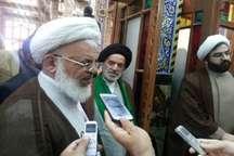 امام جمعه یزد: پس از انتخابات رفاقت باید جایگزین رقابت شود