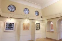 نمایشگاه نقاشی هنرمندان کشور در اصفهان گشایش یافت